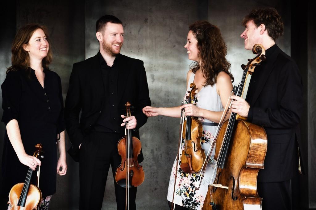 Vespucci Kwartet