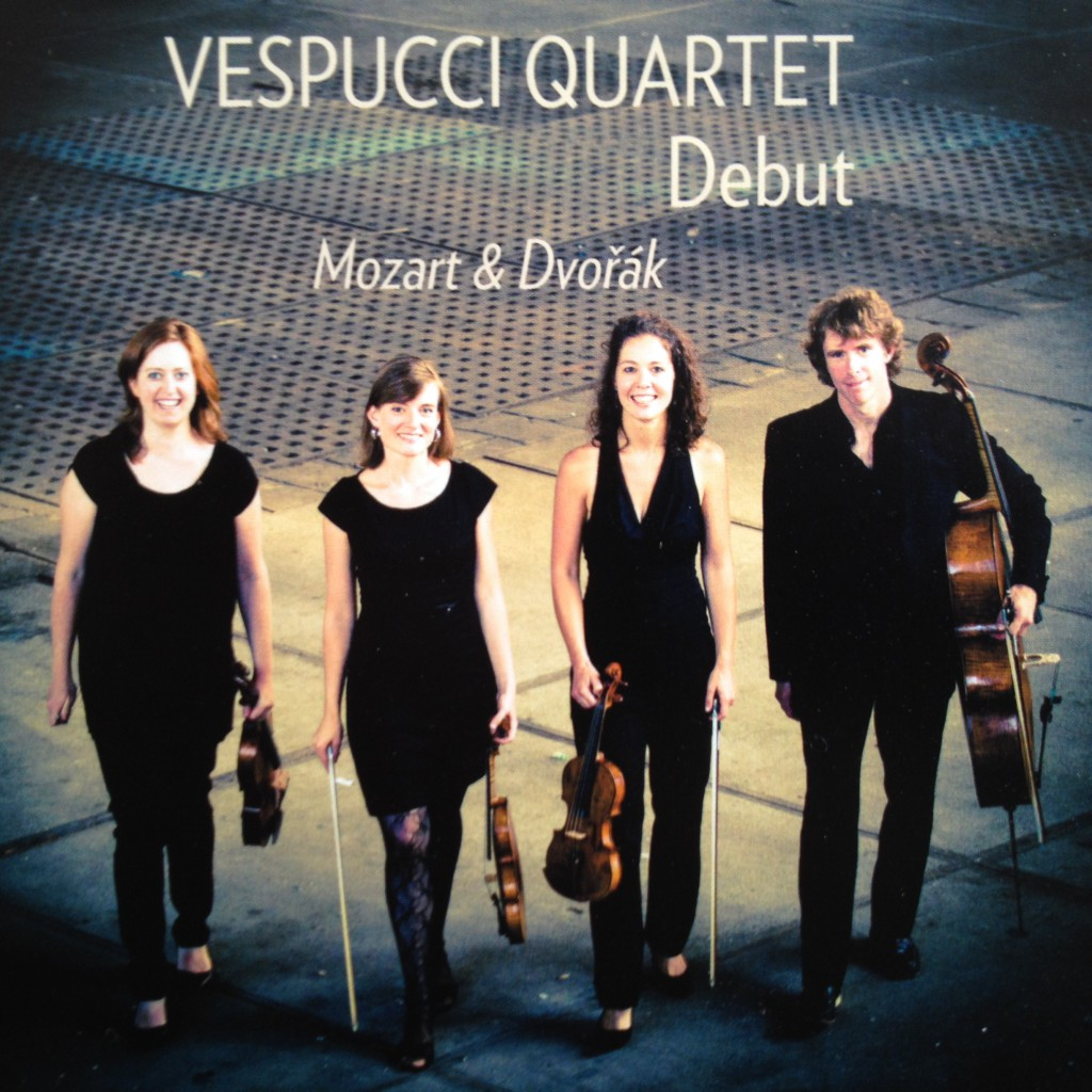 Vespucci Quartet - Debut
